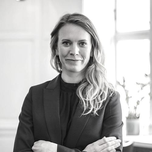 Politisk chef Freja Brandhøj